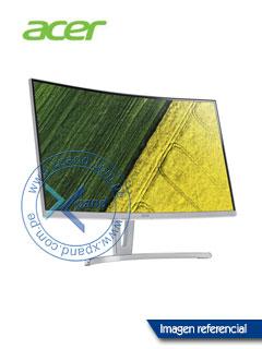 "Monitor Curvo Acer ED273, 27"" LED, 1920x1080, VGA/DVI/HDMI."