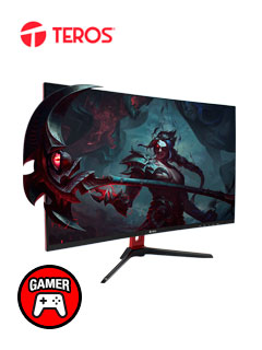 MON 27'' CURVO IPS 144HZ GAMING