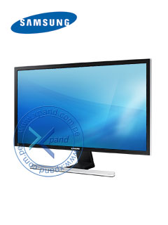 "Monitor Samsung LU28E590DS, 28"" TN, 3840 x 2160, HDMI / DisplayPort."