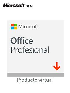 MS OFFICE PRO 2019 VIRTUAL