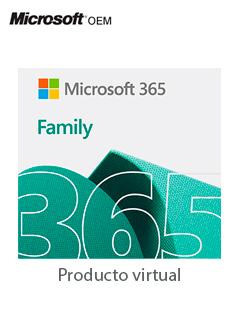 MICROSOFT 365 FAMILY VIRTUAL
