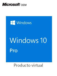 WIN PRO10 32BIT/64BIT VIRTUAL