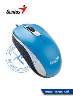 MOUSE GENIUS DX-110 USB BLUE