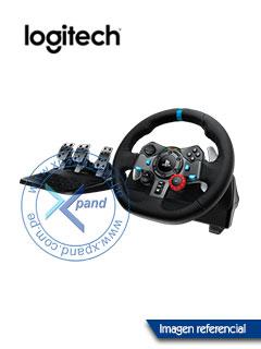 Volante de carreras Logitech Driving Force G29, pedales, para PS3 / PS4.
