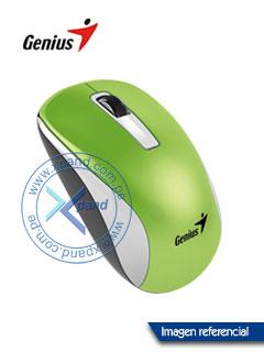 Mouse óptico Genius NX-7010, USB, 1600 dpi, 3 botones con rueda, Inalambrico.