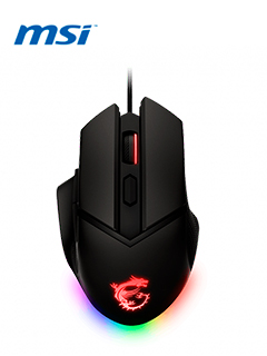 MOUSE MSI CLUTCH GM20 ELITE