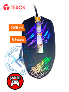 MOUSE TEROS GAMING ABD 4027