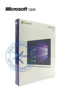 Sistema Operativo Microsoft Windows 10 Pro, 32/64 bits, español, USB - Retail