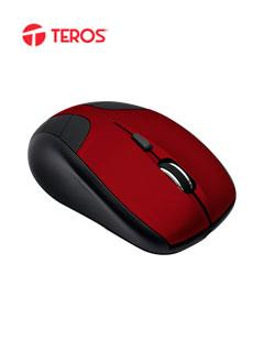 MS TE WRLESS TEX19 RED BLACK