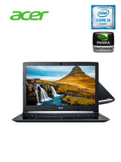 "Notebook Acer Aspire A515-51G-5988, 15.6"", Intel Core i5-7200U 2.50GHz, 12GB DDR4."