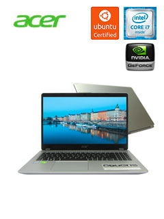 """Notebook Acer Aspire A515-52G-75TW, 15.6"""", Intel Core i7-8565U 1.8GHz, 12GB DDR4."""