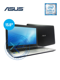 "Notebook Asus X556UA-XX606D, 15.6"" HD, Intel Core i7-7500U 2.70GHz, 4GB DDR4."