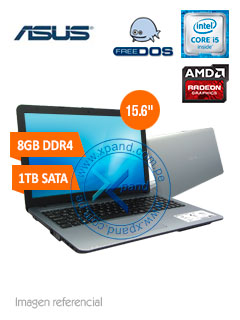 NB AS X540UP-GO071D I5 8G 1T