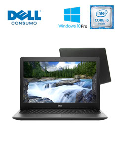 NB DELL LAT3590 I5-7 8G 1T W1P