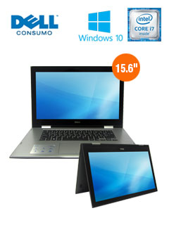 NB DELL INS5579 I7 8G 1T W10S