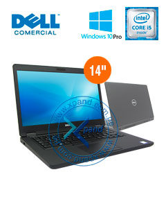 NB DELL LAT5480 I5 8G 256G W1P