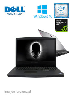 "Notebook Dell Alienware 17 R5, 17.3"" FHD, Intel Core i7-8750H 4.10GHz, 16GB DDR4."