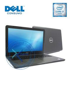 "Notebook DELL Inspiron 15 5000, 15.6"" HD, Intel Core i7-7500U 2.70GHz, 8GB DDR4, 1TB SATA."