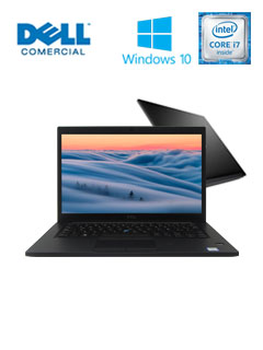 "Notebook Dell Latitude 7490, 14"" FHD, Intel Core i7-8650U 1.90GHz, 16GB DDR4."