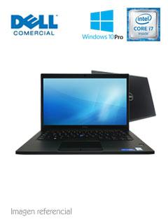 "Notebook Dell Latitude 7480, 14"", Intel Core i7-7600U 2.80GHz, 8GB DDR4, 256GB M.2 SSD."