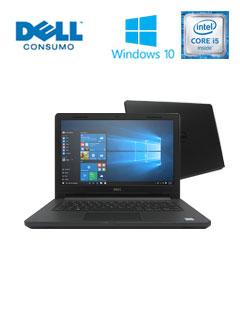 "Notebook Dell Inspiron 3000, 14"", Intel Core i5-7200U 2.50GHz, 8GB DDR4, 1TB SATA"