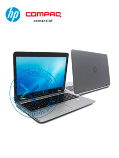 "Notebook HP ProBook 650 G3, 15.6"" HD, Intel Core i5-7200U 2.5GHz, 4GB DDR4, 500GB SATA."