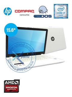 """Notebook HP 15-bs019la, 15.6"""" HD, Intel Core i7-7500U 2.70GHz, 8GB DDR4, 1TB SATA"""
