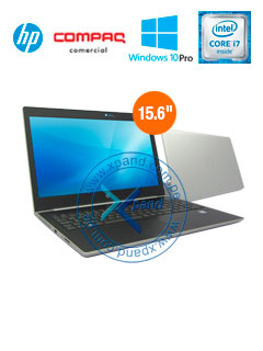 "Notebook HP ProBook 450 G5, 15.6"", Intel Core i7-8550U 1.8 GHz, 8GB DDR4, 1TB SATA."