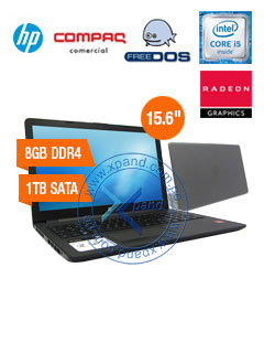 NB HP 15-BS036LA I5 7MA 8G 1T