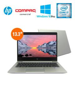 """Notebook HP EliteBook 830 G5, 13.3"""" FHD, Intel Core i7-8550U 1.80GHz, 8GB DDR4."""
