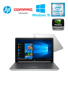 NB HP 15-DA0031LA I7 12G 1T W1