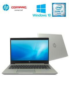 "Notebook HP ProBook 440 G6, 14"" HD, Intel Core i7-8565U 1.80 GHz, 8GB DDR4, 1TB SATA."
