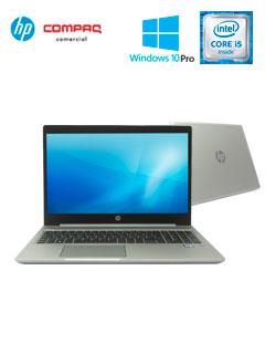 NB HP PB450 I5-8 8G 1T W10P