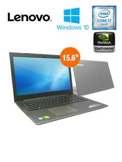 "Notebook Lenovo IdeaPad 520, 15.6"" HD, Intel Core i7-8550U 1.80GHz, 8GB DDR4, 1TB SATA."