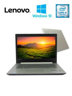 "Notebook Lenovo IdeaPad 330, 14"" HD, Intel Core i3-7020U 2.30GHz, 4GB DDR4, 1TB SATA"