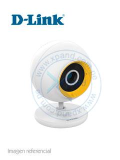 Cámara inalámbrica D-Link Wi-Fi Baby Jr., CMOS, Dia/Noche, Indoor, microfono y altavoz.