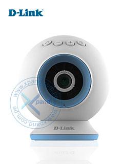 Cámara IP Inalámbrica D-Link Baby Cam DCS-825L, CMOS, Indoor, IR, HD 1280x720, 802.11n