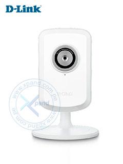 Cámara IP inalámbrica D-Link DCS-930L, CMOS, zoom 4x, Indoor, 640x480, 802.11n.