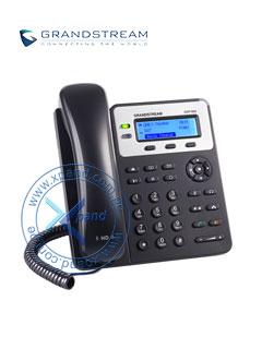 Teléfono IP GRANDSTREAM GXP1620, 2 líneas, LCD 132 X 48, RJ-45, Audio HD.