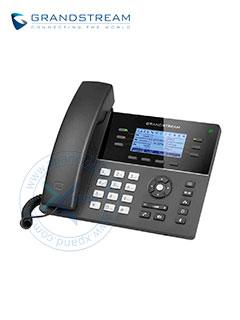 """Telefono IP Grandstream GXP1760, HD, pantalla 3.3"""", 6 líneas, 3 cuentas SIP, PoE integrado"""