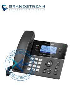 """Teléfono Wi-Fi IP Grandstream GXP1760W, Dual Band 2.4/5 GHz, pantalla LCD 3.3"""""""
