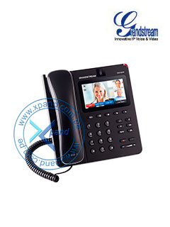 "Videoteléfono IP Grandstream GXV3240, 4.3"" táctil capacitiva LCD TFT, 480 x 272."