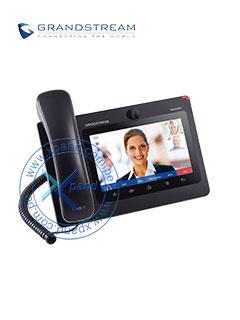 "Videoteléfono IP Grandstream GXV3275, 7"" táctil capacitiva LCD TFT, 1024 x 600"