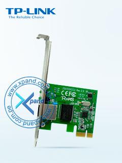 TARJETA RED GIGABIT PCI-E