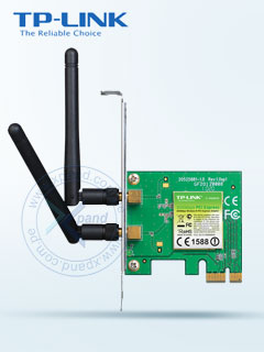 300MBPS WIRELESS N PCI EXPRESS