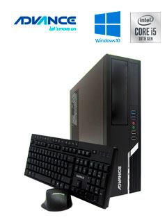 PC VP2540 CI5/8GB/1TB/250GBW10