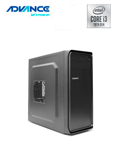 PC VO1078 CI3/8GB/1TB/UBUNTU
