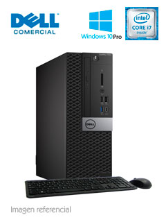 OPTIPLEX I7-7700/8G/1T/W10P