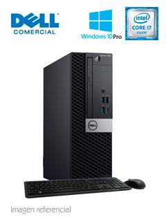 OPTIPLEX 7060 I7-8700 8/1/W10P