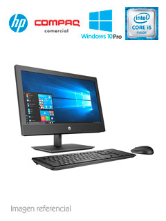 """All-In-One HP ProOne 400 G4, 20"""" IPS HD, Intel Core i5-8500 3.00 GHz, 8GB DDR4, 1TB."""